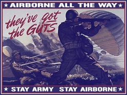 airborne all the way
